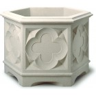 Gothic Hexagonal Planter